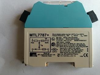 MTL齐纳式安全栅MTL7787+