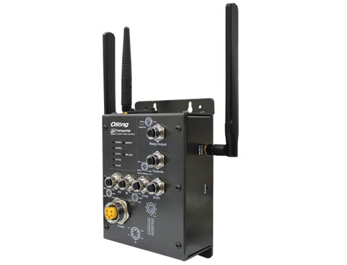 ORing推出适用于车载的EN50155认证4G无线路由器