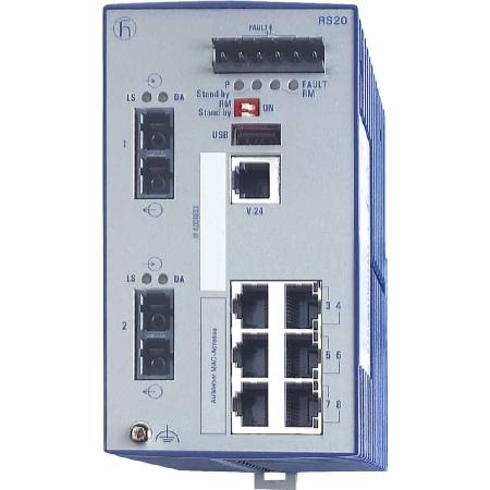 工业以太网交换机RS20-0800M2M2SDAE销售价格