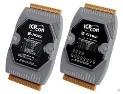 泓格科技M-7024U/M-7024UD多功能模块