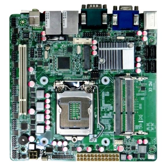 DEKON B75 Mini-ITX工控主板 ITX-1075