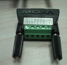 转接头MOXA DB9F-TO-TB代理