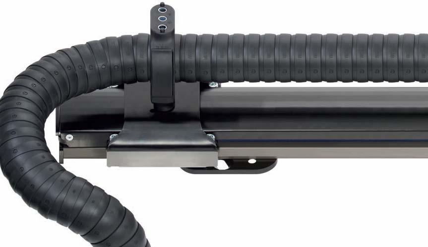 易格斯 DryLin直线系统免润滑免维护 机器人回拉系统