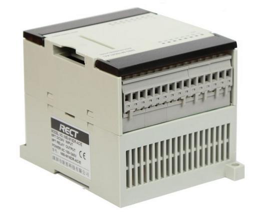集成模拟量4入3出的PLC:N80-M22MAD-AC/DC