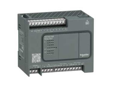 施耐德电气Modicon睿易系列M100可编程逻辑控制器