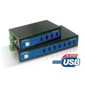 USB HUB MOXA Uport 407总代理