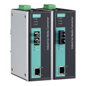 光电转换器MOXA IMC-101-M-SC总代理