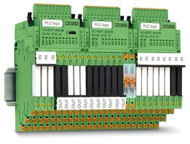 菲尼克斯电气PLC Logic可编程逻辑继电器系统