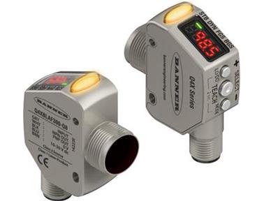 邦纳Q4X系列激光测距传感器