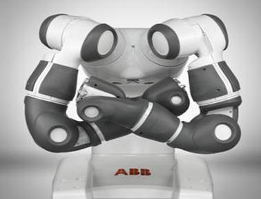 ABB人机协作双臂机器人YuMi IRB 14000