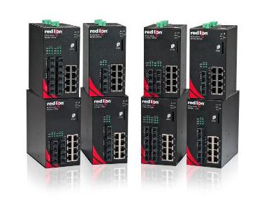 美国红狮控制工业级以太网交换机NT24k管理型系列