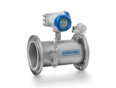 KROHNE 超声波流量计 OPTISONIC 7300 Biogas