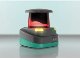 倍加福R2000 2D激光扫描仪-具有360°全平面测量功能