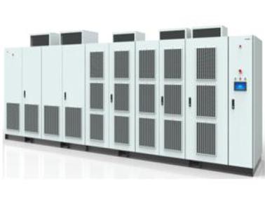 艾默生网络能源MegaVert中压变频器