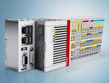 Beckhoff CX5100 系列嵌入式控制器