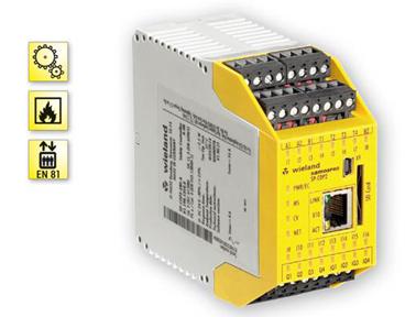 威琅可编程安全控制器 Samos PRO compact