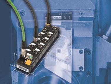 图尔克TBEN-S系列紧凑型工业以太网多协议I/O模块