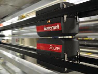 霍尼韦尔ZipLine最新一代测厚仪系统