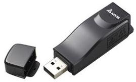 台达IFD6500 USB至RS485工业总线通讯转换模块