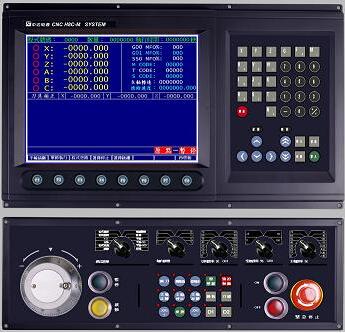 中达电通H8系列数控系统