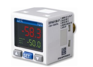 台达智能化微型压力感测器DPA系列