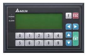 台达TP04G-BL-C/ TP04G-BL-CU数字输入型文本显示器