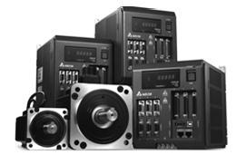 台达ASDA-M系列融合三轴伺服运动控制型