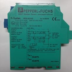 倍加福开关量输出安全栅KFD2-SL2-EX1.B