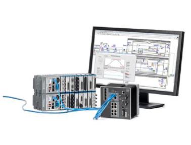 NI高性能工业网络同步嵌入式控制器