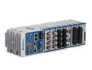 NI 坚固便携式CompactDAQ数据采集平台