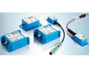 西克全新TMS/TMM系列倾角传感器