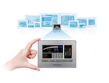 普洛菲斯紧凑型可编程人机界面GP4100系列