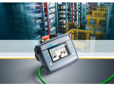 西门子移动操作和监控终端Simatic HMI KTP400F