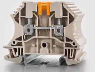 魏德米勒Klippon Connect通用类接线端子——压线框接线技术
