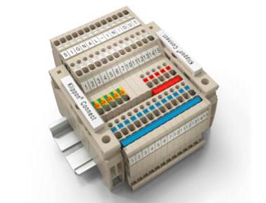 魏德米勒Klippon Connect应用类接线端子——信号接线