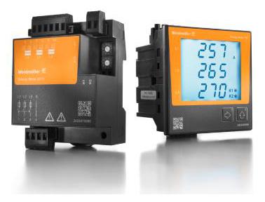 魏德米勒Energy Meter电力参数测量仪
