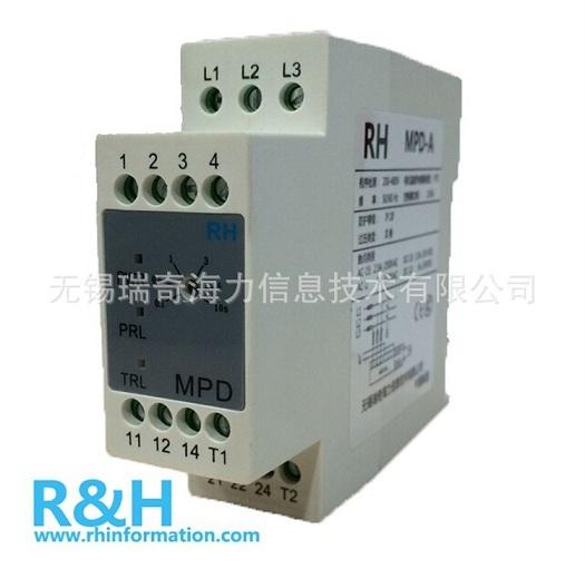 瑞奇海力多功能电机保护器MPD-A