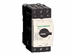 施耐德电气进口TeSys GV3电动机断路器
