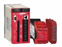 施耐德电气XPSMC,XPSMP 安全控制模块
