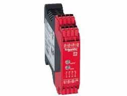 施耐德电气XPS继电器安全控制模块