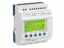施耐德电气Zelio Logic电磁式继电器及固态继电器