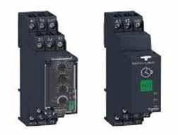施耐德电气Zelio Time电磁式继电器及固态继电器