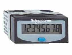 施耐德电气Zelio Count电磁式继电器及固态继电器