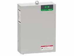 施耐德电气机柜用热交换机温度控制系列