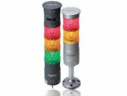 施耐德电气Harmony XVU模块式信号灯柱