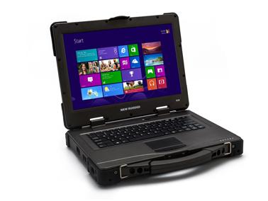 创智成NEW RUGGED R30工业全加固笔记本电脑