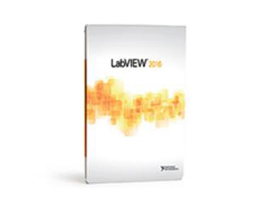 NI LabVIEW 2016自动化软件