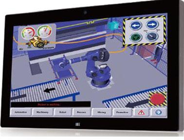 威强AFL3-W15C-ULT3工业互动式平板电脑