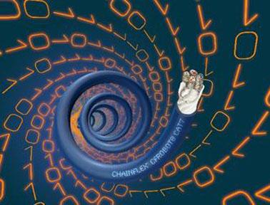 易格斯CFROBOT8.052 CAT 7 以太网电缆