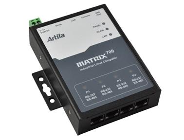 瀚达Matrix-700工业用嵌入式计算机